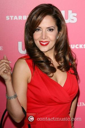 Maria Canals-Barrera US Weekly Annual Hot Hollywood Style Issue Event held at Eden - Arrivals Hollywood, California - 26.04.11