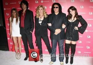 Shannon Tweed, Gene Simmons and family US Weekly Annual Hot Hollywood Style Issue Event held at Eden - Arrivals Hollywood,...