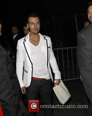 Joey Lawrence US Weekly Annual Hot Hollywood Style Issue Event held at Eden - Departures Hollywood, California - 26.04.11
