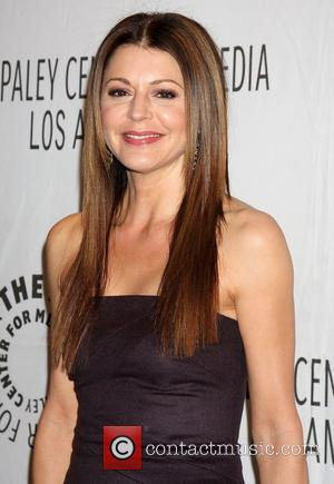 Jane Leeves,  at the Paleyfest 2011 Presents 'Hot in Cleveland' at The Paley Center for Media - Arrivals Beverly...
