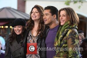 Valerie Bertinelli, Jane Leeves, Mario Lopez and Wendie Malick