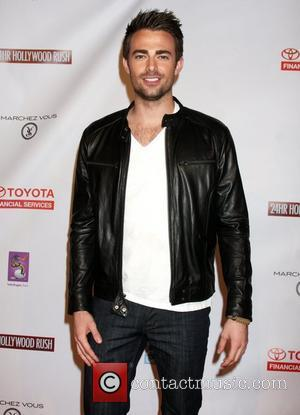 Jonathan Bennett 24 Hour Hollywood Rush at the Wilshire Ebell Theatre  Los Angeles, California, USA - 20.02.11
