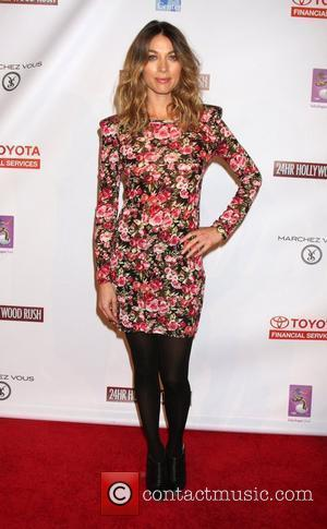Natalie Zea 24 Hour Hollywood Rush at the Wilshire Ebell Theatre  Los Angeles, California, USA - 20.02.11