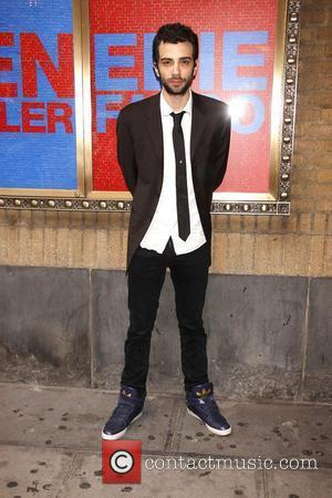 Jay Baruchel  Opening night of the Broadway production of 'The House Of Blue Leaves' at the Walter Kerr Theatre...