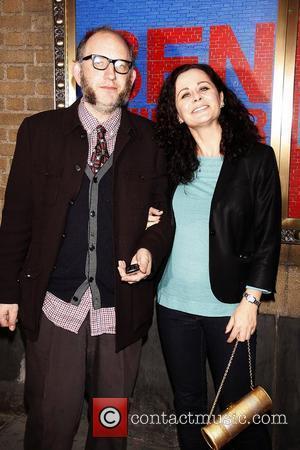 Max Baker and Geraldine Fitzgerald