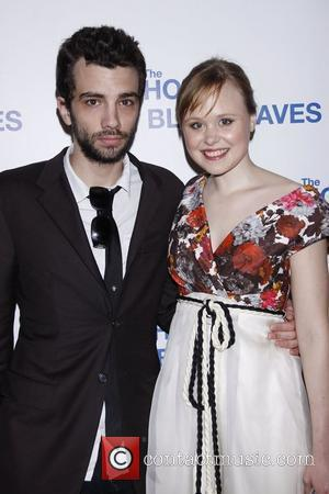 Jay Baruchel and Alison Pill