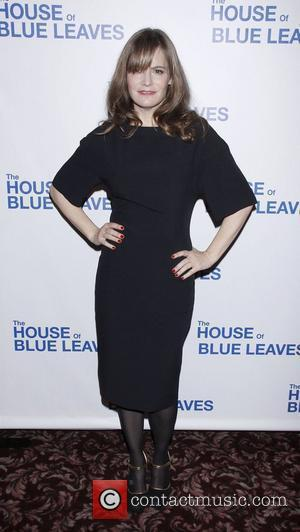 Jennifer Jason Leigh Opening night after party for the Broadway production of 'The House Of Blue Leaves' held at Sardi's...