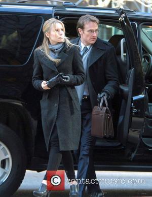 Kristen Bell and Josh Lawson