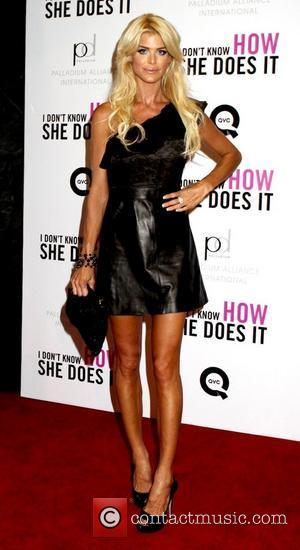 Victoria Silvstedt New York premiere of 'I Don't Know How She Does It' held at AMC Loews Lincoln Square -...