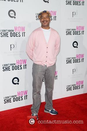 David Alan Grier  New York premiere of 'I Don't Know How She Does It' held at AMC Loews Lincoln...