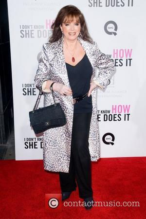 Jackie Collins New York premiere of 'I Don't Know How She Does It' held at AMC Loews Lincoln Square -...