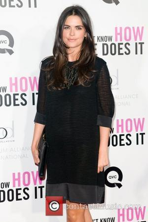 Katie Lee New York premiere of 'I Don't Know How She Does It' held at AMC Loews Lincoln Square -...