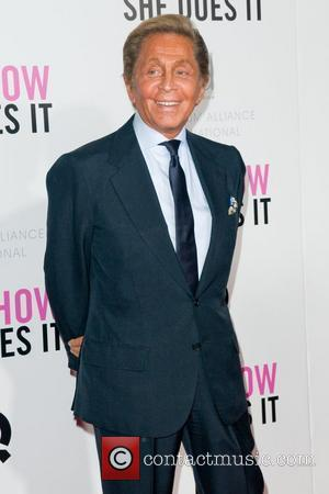 Valentino Garavani New York premiere of 'I Don't Know How She Does It' held at AMC Loews Lincoln Square -...
