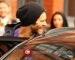 Howard Donald of Take That outside his hotel in Manchester Manchester, England - 06.06.11