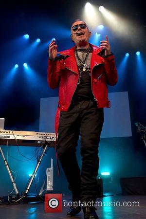 Howard Jones performing live at Liseberg Amusement Park Gothenburg, Sweden - 01.09.11
