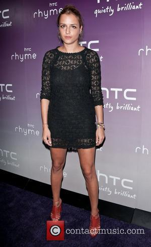 Charlotte Ronson HTC Serves Up NYC at Highline Stages - Arrivals New York City, USA - 20.09.11