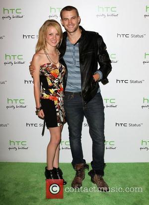 Laura Slade Wiggins, James Preston The HTC Status Social launch event held at Paramount Studios - Arrivals Los Angeles, California...