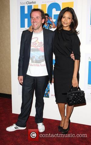 Ben Miller and Thandie Newton UK premiere of 'Huge' held at the Empire cinema - arrivals London, England - 27.06.11
