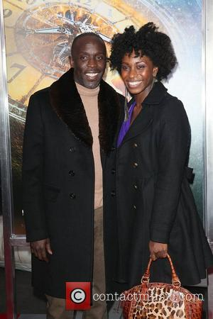 Michael Kenneth Williams,  at the 'Hugo' premiere shown at the Ziegfeld Theatre. New York City, USA - 21.11.11