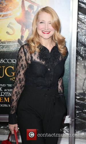 Patricia Clarkson and Ziegfeld Theatre