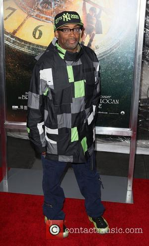 Spike Lee,  at the 'Hugo' premiere shown at the Ziegfeld Theatre. New York City, USA - 21.11.11