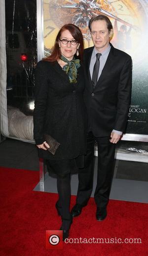 Steve Buscemi, Jo Andres ,  at the 'Hugo' premiere shown at the Ziegfeld Theatre. New York City, USA -...