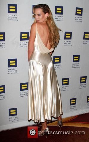 Natasha Alam  2011 Human Rights Campaign Los Angeles Gala held at The JW Marriott at L.A. LIVE - Arrivals...