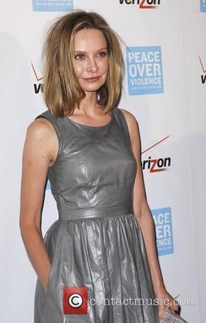 Calista Flockhart Peace Over Violence 40th Annual Humanitarian Awards Dinner at the Beverly Hills Hotel Los Angeles, California - 28.10.11