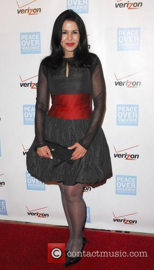Maria Conchita Alonso Peace Over Violence 40th Annual Humanitarian Awards Dinner at the Beverly Hills Hotel Los Angeles, California -...