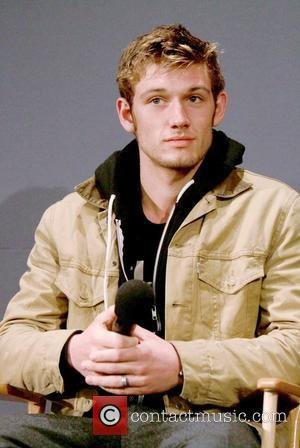 Alex Pettyfer  'I Am Number Four' stars visit the Apple SoHo store  New York City, USA - 04.02.11