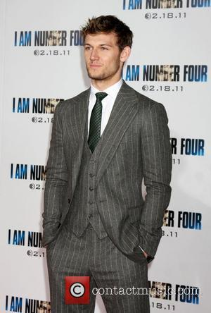 Alex Pettyfer and The Village