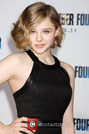 Chloe Moretz  Los Angeles Premiere of 'I am Number Four' held at the Village Theatre Los Angeles, California -...