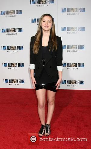 Rachel Fox Los Angeles Premiere of 'I am Number Four' held at the Village Theatre Los Angeles, California - 09.02.11