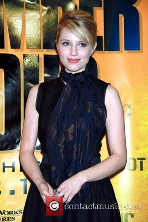 Dianna Agron 'I Am Number Four' in-store signing at Hot Topic in the Westfield Mall Paramus, New Jersey - 04.02.11