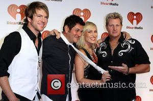 Rascal Flatts and Natasha Bedingfield