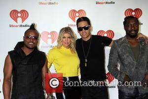 Black Eyed Peas  I Heart Radio music festival at the MGM Grand Resort and Casino - Day 1...