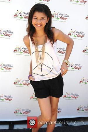 Zendaya Coleman,  at the 'Ice Cream for Breakfast' event and concert at Alta Hollywood. Hollywood, California - 24.07.11