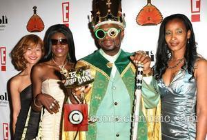Archbishop Don 'Magic' Juan Ice-T and Coco 10 Year Anniversary Wedding Vows Renewal Ceremony at W Hotel Hollywood Los Angeles,...
