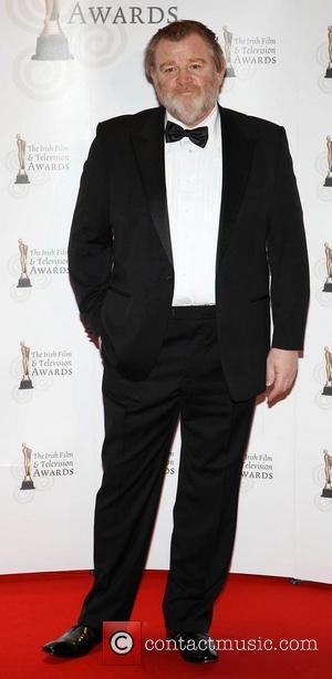 Brendan Gleeson 'Irish Film and Television Awards' at Convention Centre Dublin - Arrivals Dublin, Ireland - 12.02.11