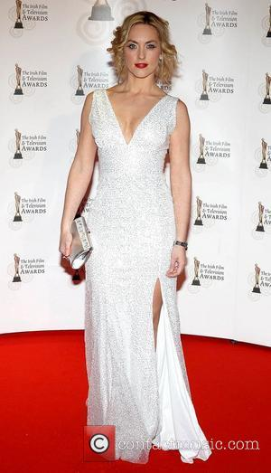 Kathryn Thomas 'Irish Film and Television Awards' at Convention Centre Dublin - Arrivals Dublin, Ireland - 12.02.11