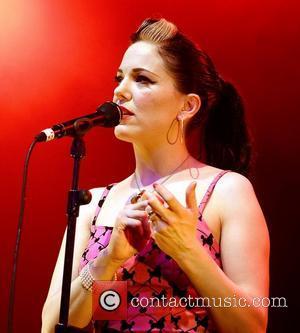 Imelda May performs live at Vicar Street Dublin, Ireland - 01.02.11
