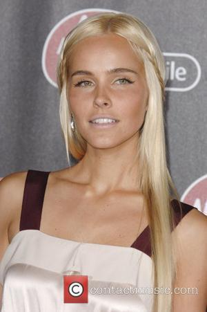 Isabel Lucas  'Immortals 3D' Los Angeles premiere at Nokia Theatre L.A. Live  Los Angeles, California - 07.11.11