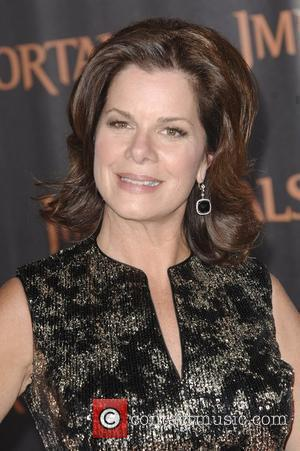 Marcia Gay Harden  'Immortals 3D' Los Angeles premiere at Nokia Theatre L.A. Live  Los Angeles, California - 07.11.11