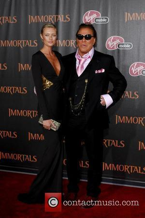 Mickey Rourke  'Immortals 3D' Los Angeles premiere at Nokia Theatre L.A. Live  Los Angeles, California - 07.11.11