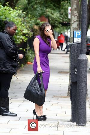 Imogen Thomas out and about in Central London London, England - 08.07.11