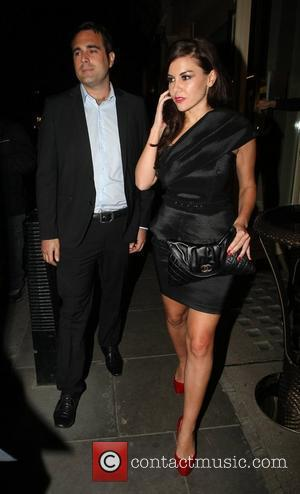 Imogen Thomas and Max Clifford