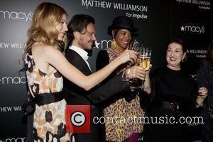 Dree Hemingway, Matthew Williamson, Kelis and Macy's Vice President Nicole Fischelis  Matthew Williamson Impulse for Macy's Launch at Macy's...