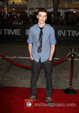 Cameron Monaghan The Premiere of 'In Time' held at Regency Village Theatre - Arrivals Wstwood, California - 20.10.11