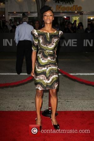 Yaya DaCosta The Premiere of 'In Time' held at Regency Village Theatre - Arrivals Wstwood, California - 20.10.11
