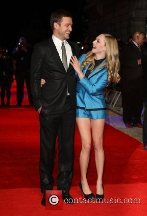 Amanda Seyfried and Justin Timberlake